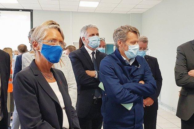 """Régionales: la ministre du Travail """"intéressée par un mandat local"""""""