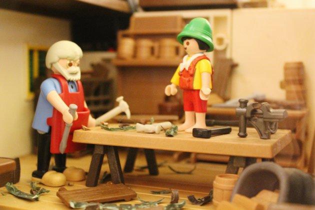 Playmobil: contes et légendes à l'Historial