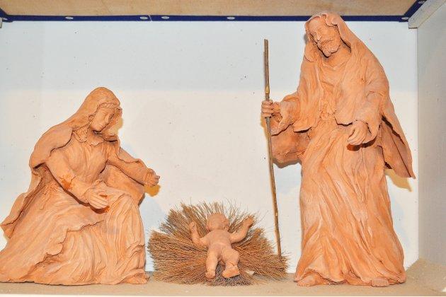 Tendance Confidences. Noël: une santonnière est l'invitée deJean-Luc Lefrançois