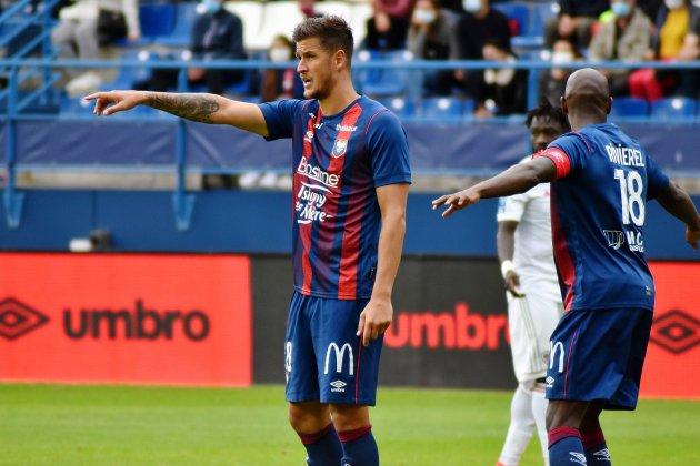 Football (Ligue 2). Le SM Caen contient le leader Troyes sur sa pelouse (0-0)