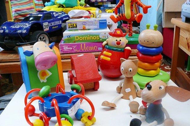 Pour Noël, une grande collecte de jouets organisée à la Halle ô grains