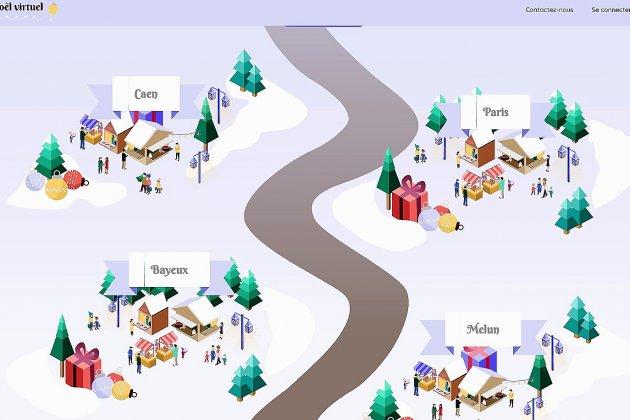 Des marchés de Noël 2.0 pour faire vos courses en ligne