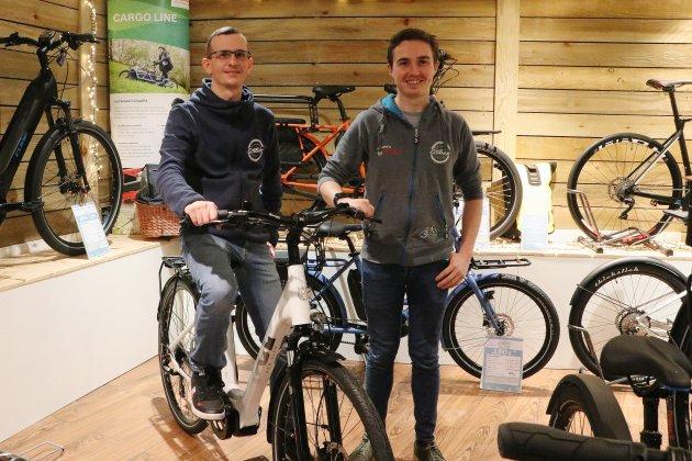 Avant les fêtes,la vente de vélos électriques cartonne !