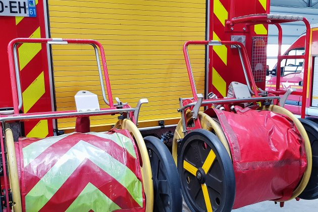 Incendie à la fromagerie Richesmonts: 800m2 détruit par les flammes
