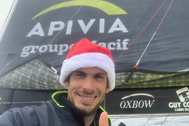 Le Havrais Charlie Dalinreprend la tête de la course pour Noël