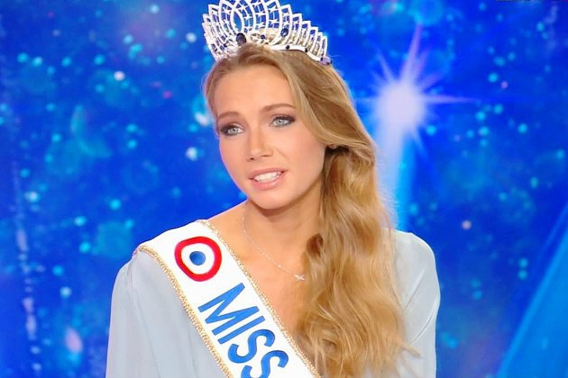 Au cœur d'une polémique, Miss France Amandine Petit réagit