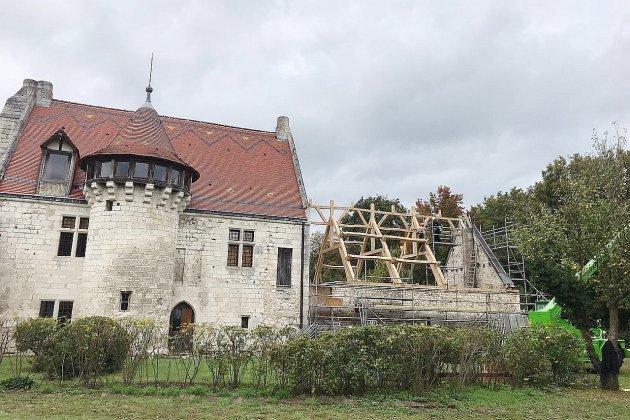 187000€ pour lemanoir de l'Aumônerie à Saint-Martin-de-Boscherville