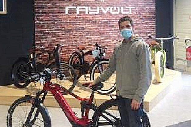 Une nouvelle boutique dédiée au vélo électrique