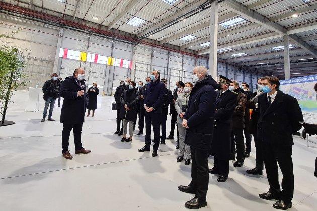 [Vidéo] Le Havre. Entrepôt logistique XXL unique en France cherche locataire