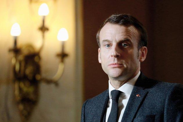 Le président de la République Emmanuel Macron attendu