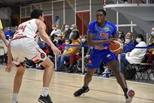 Basket. Le Rouen MB battu à domicile par Blois