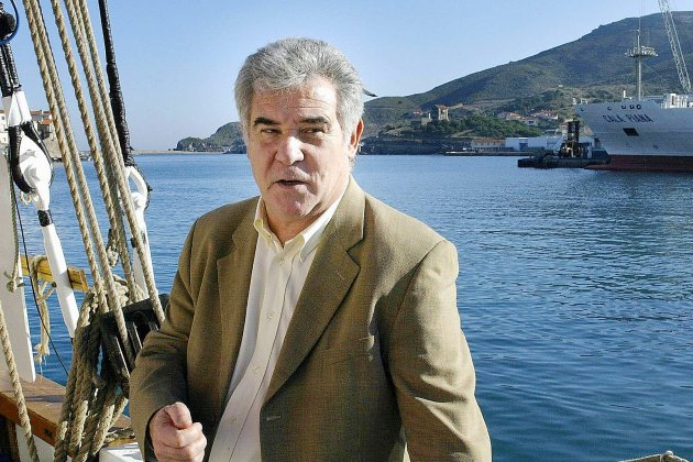Le journaliste Georges Pernoud avait animé Thalassa depuis le Marité
