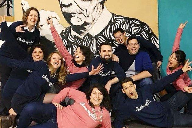 L'association CherBOUGEtoi s'active et prépare le retour de la vie culturelle