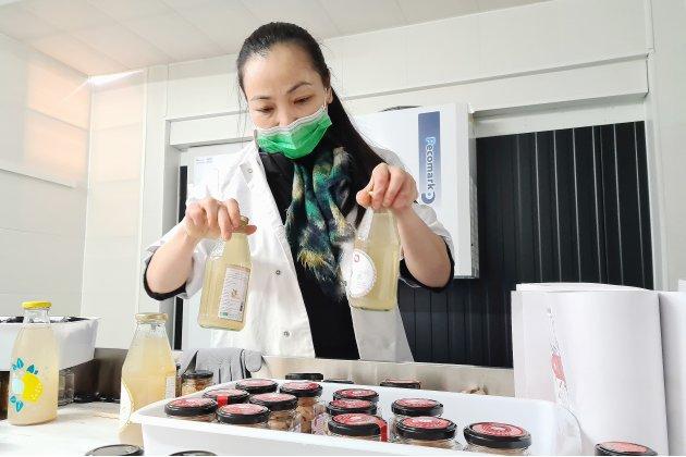 Avec ses recettes, Li Peng perpétue les traditions familiales