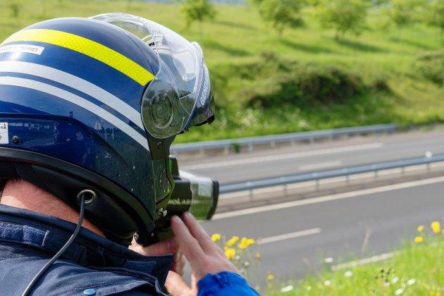 La gendarmerie lance de nouveaux contrôles de vitesse