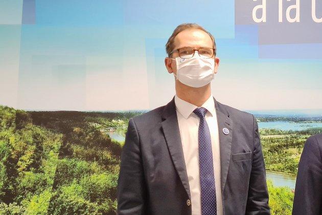 """La CCI de Rouen veut """"trouver des solutions pour tenir"""" pendant le couvre-feu avancé"""