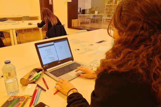 Pour les étudiants, des salles avec wifi pour travailler… et casser la routine