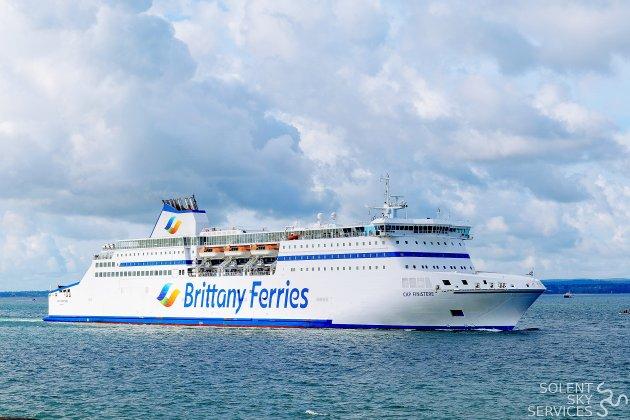 Cherbourg-en-Cotentin. Brittany Ferrries: une nouvelle ligne fret avec Rosslare, en Irlande