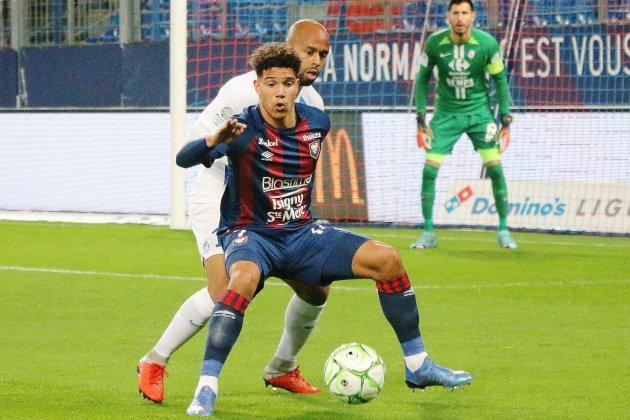 Caen bat Guingamp et verra les stars du Paris SG
