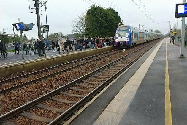Des trains en plus sur les lignes à partir du 1er février