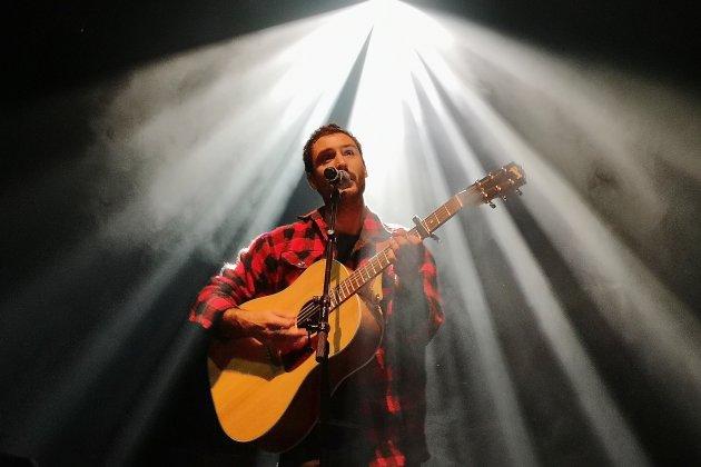 Jérémy Frérotrevient avec un nouvel extrait de son album