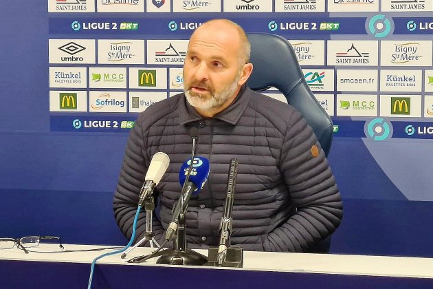 Pascal Dupraz est-il sur le départ du SM Caen ?