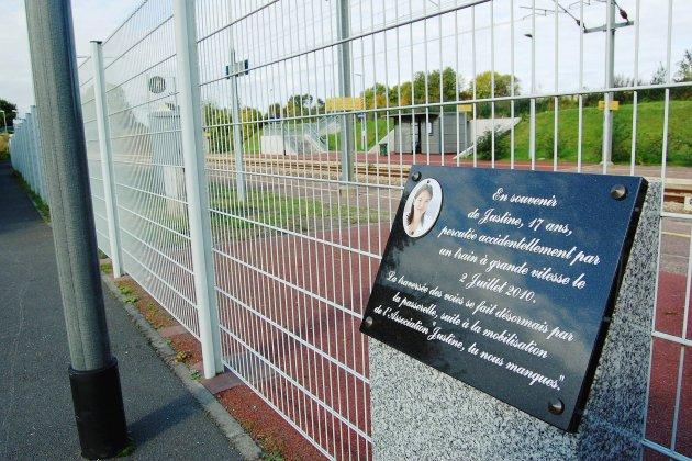 100000 euros d'amende pour SNCF Mobilités après la mort de Justine