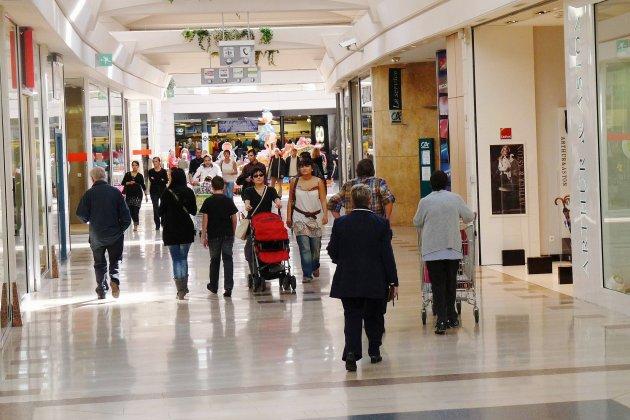 Après l'annonce de Jean Castex, les centres commerciaux dans l'attente