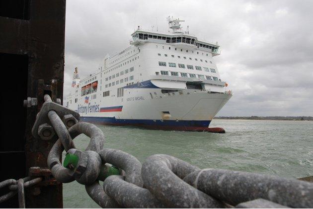 Ports de Normandie annonce quatre mois de travaux au terminal ferry