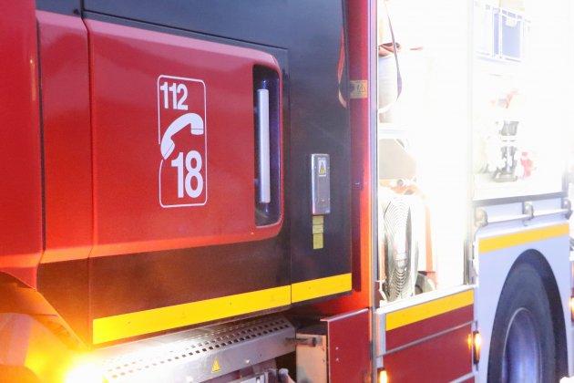 Important incendie dans un gymnase et un atelier de plomberie