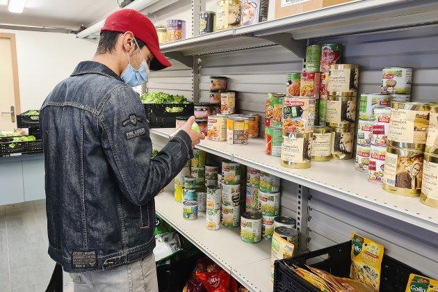 L'épicerie solidaire, une solution pour étudiants en difficulté