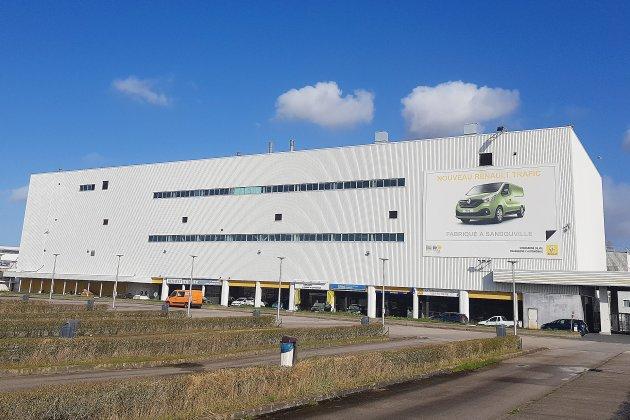 Arrêt forcé pour l'usine Renault à cause d'une pénurie mondiale
