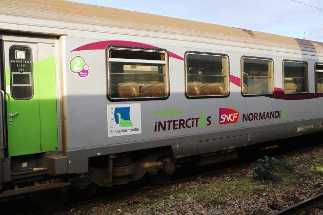La circulation des trains perturbée entre Caen et Cherbourg