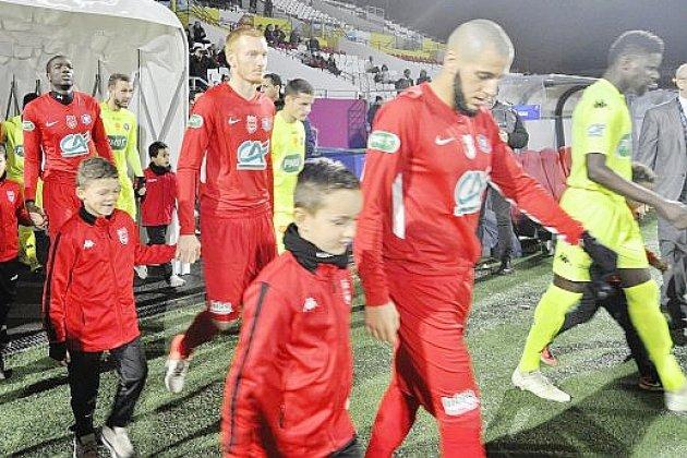 Le FC Rouen rejoint QRM au 8e tour