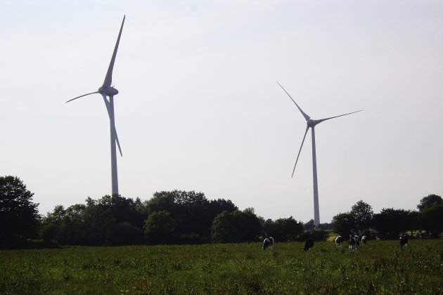 Nuisance sonore : les cinq éoliennes doivent arrêter de tourner la nuit