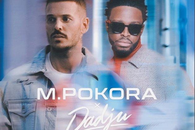 M.Pokora invite le chanteur Dadju sur son single Si on disait