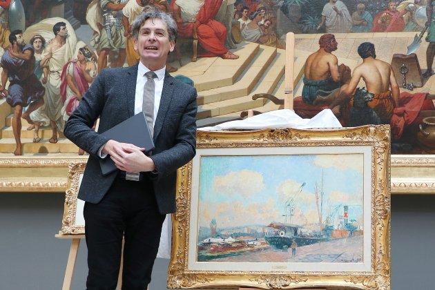 """""""C'est une maison commune"""", estime leconservateur Sylvain Amic"""