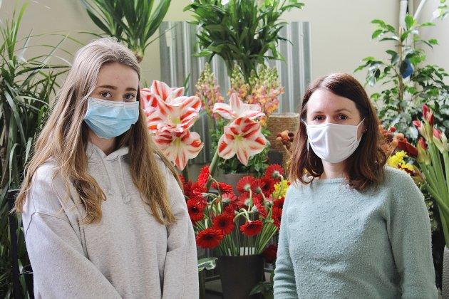 À l'approche de la Saint-Valentin, les fleuristes sont-ils confiants?