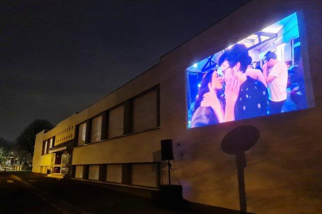 Le cinéma Lux projette dans les quartiers pour les habitants