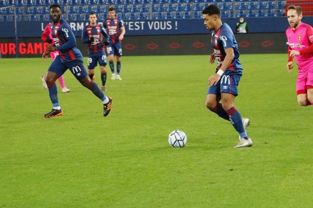 Football (Ligue 2). Retour en Bretagne pourdes Malherbistes plus sereins