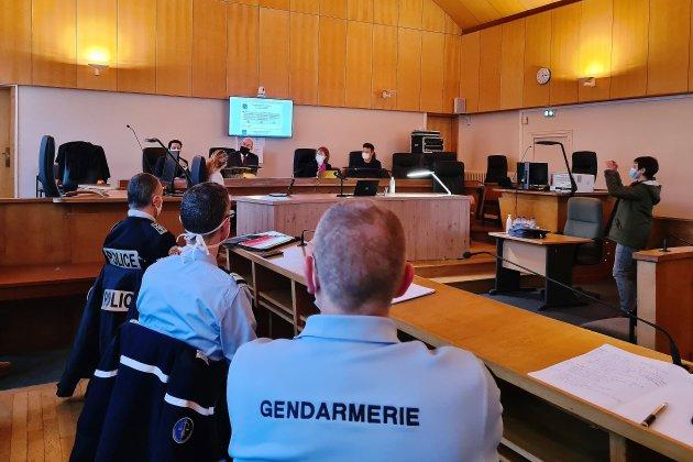 Coutances. Le tribunal correctionnel passe autout numérique