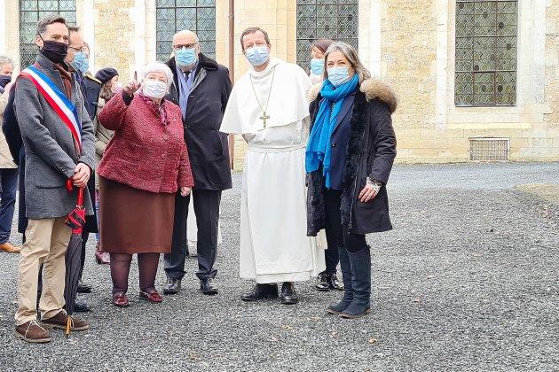 Calvados. 2,3 millions d'euros pour restaurerl'intérieur de l'abbaye de Mondaye