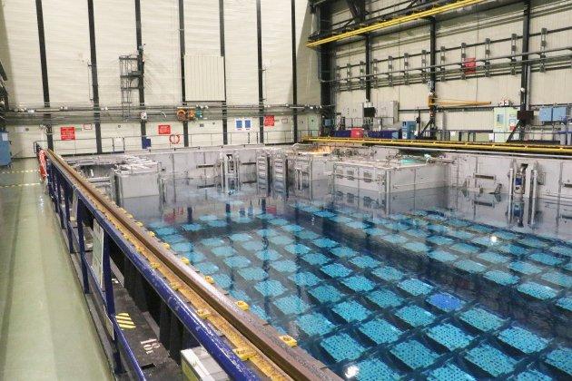 Nucléaire: EDF choisit le site d'Orano pour implanter une nouvelle piscine