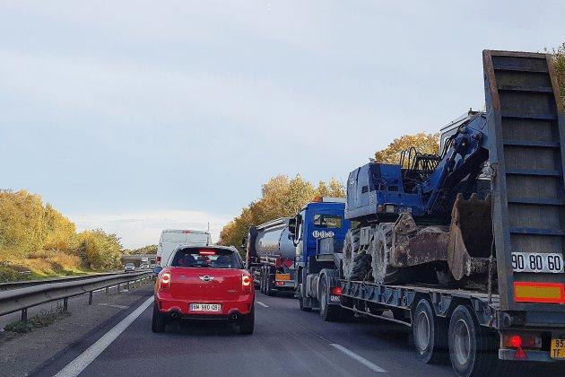 Périphérique de Caen. Un homme de 27 ans tuéaprès avoir percuté un camion