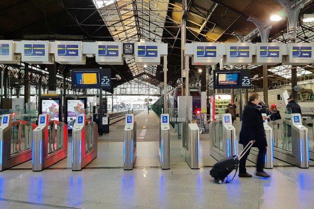 Entre la Normandie et Paris, des suppressions de trains jusqu'à vendredi - Tendance Ouest