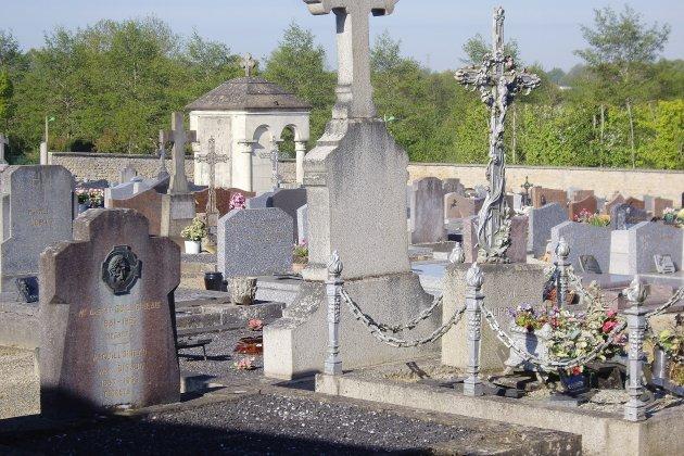 Ils prennent les cimetières pour des pistes pour vélos ou trottinettes