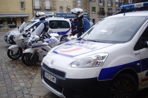 Près de 800 appels à la police au quatrième trimestre de 2020
