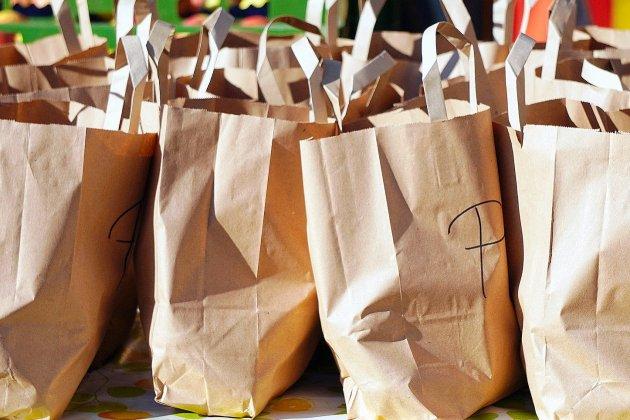 Des distributions alimentaires pour les étudiants