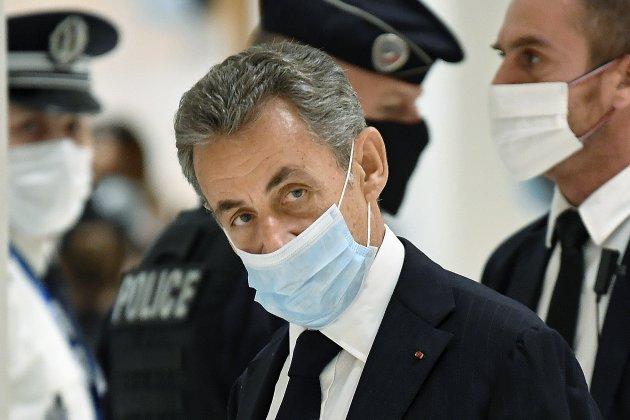Procès des écoutes: Nicolas Sarkozy condamné à trois ans de prison dont un an ferme