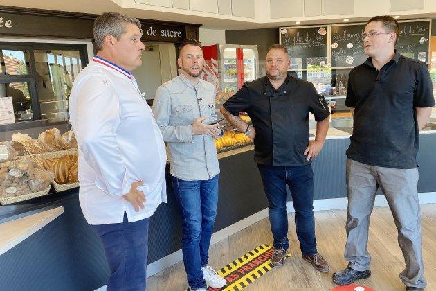 La meilleure boulangerie de France: la Manche à l'honneur surM6